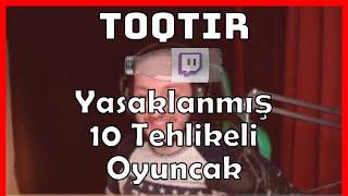 Toqtir - 'Yasaklanmış 10 Tehlikeli Oyuncak (Berk Coşkun)' İzliyor