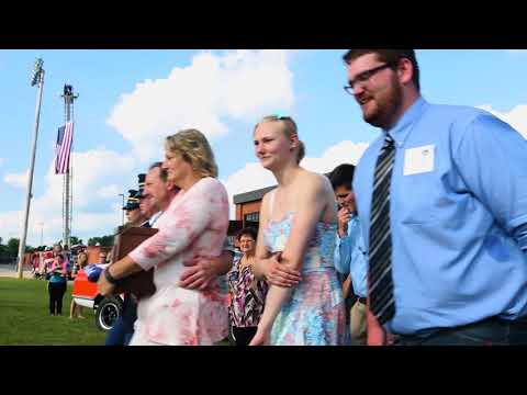 Family, friends celebrate the life of Dylan Heck at Amherst High School