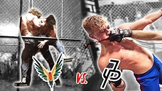 Logan Paul vs. Jake Paul Best FIGHTS !