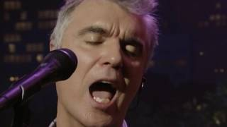 Watch David Byrne What A Day That Was video