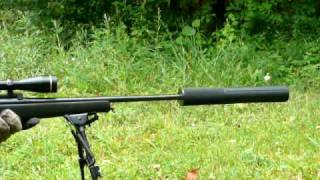 vends canons de Blaser 7x64 + silencieux