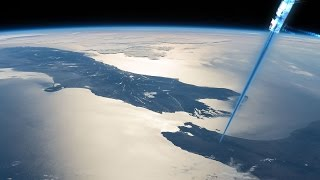 """Space Elevator: """"50 Years after Everyone Stops Laughing"""" - Professor Christopher Impey"""