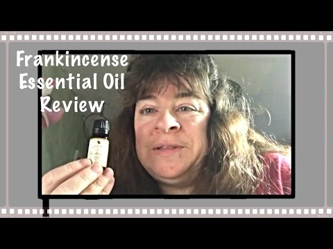 Natural Acres Frankincense Essential Oil Review
