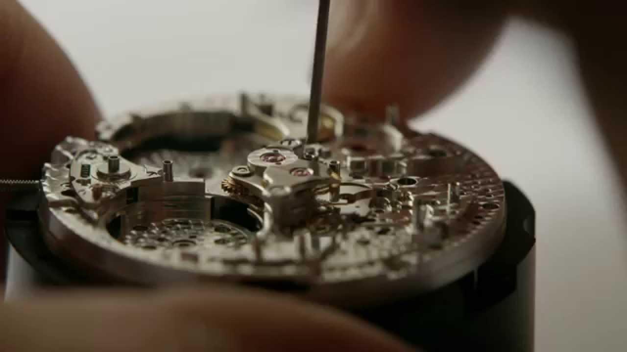 c95b26f96ca Assista à impressionante fabricação do relógio mais complexo do mundo! -  YouTube