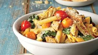 Chicken-and-Artichoke Penne  Southern Living
