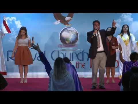 DOMINGO - AGO 7 - 2016 - Pr Daniel Nogueira (Africa)