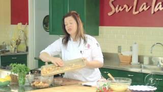 Sun-dried Tomato And Chicken Sausage Strata