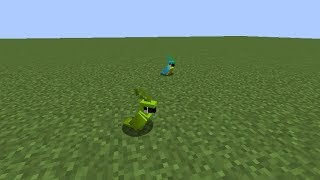 Minecraft 1.12.2:How to breed parrots