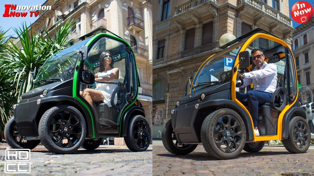Amazing Vehicles    Micro Cars   That Will Take You To Another Level ▶19