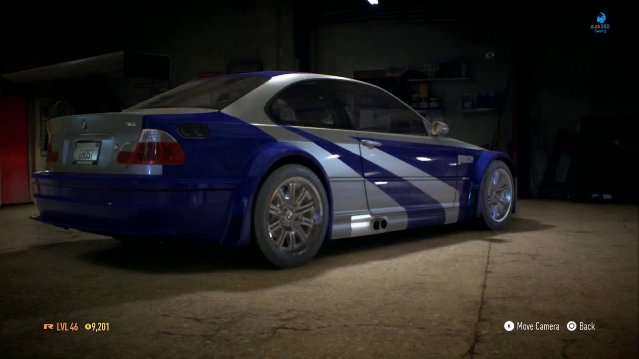 Group Of Bmw M3 Gtr Need