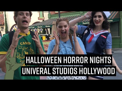 Survive Halloween Horror Nights At Universal Studios Hollywood With HT Fanatics | Hot Topic