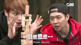 """Download Video [ENG SUB] JYJ """"Fruitful Trip"""" Ep. 3 -  Even Pointless Competitions Are Funny MP3 3GP MP4"""