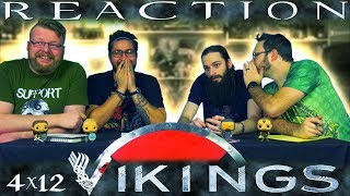 "Vikings 4x12 REACTION!! ""The Vision"""