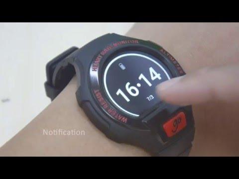 Alcatel Smartwatch OneTouch Go Watch