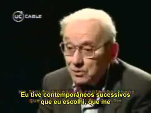 Paul Ricoeur Fala de Sua Obra Filosófica - Legendado