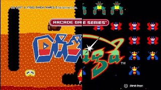 Arcade game series: Dig dug and Galaga