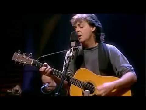 Paul McCartney - And I Love Her (Acústico)
