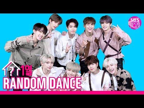 ENG SUB랜덤1열댄스 RANDOM 1LINE DANCE 스트레이키즈Stray Kids 스키즈의 잔망대잔치❤️