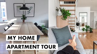 MY HOME | SCANDINAVIAN APARTMENT TOUR