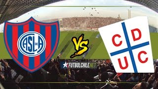 San Lorenzo vs Universidad Catolica full match