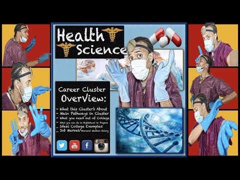 Career Cluster: What is Health Science??? #DDO [FULL]