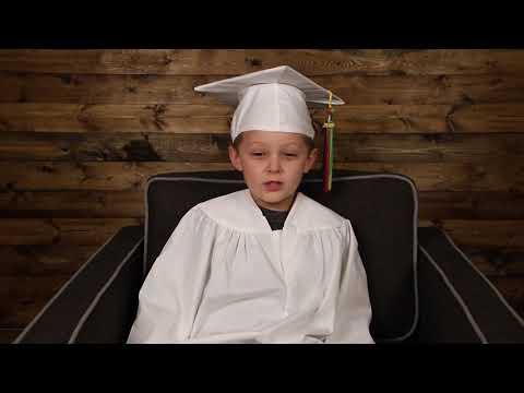 Preschool Graduation: Jacob Gregory