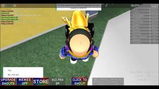 Roblox gritos e memes -roblox Shouting Simulator