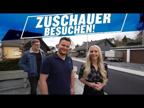 ZUSCHAUER GLÜCKLICH MACHEN!  HAUSBESUCH!   | LUCY CAT