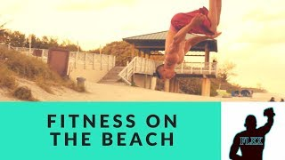 Fitness on the Beach   Get Right With FLEX S1E12