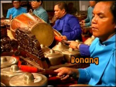 Gamelan - Traditional Music of central Java Indonesia