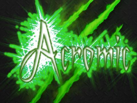 Acromic Live Stream