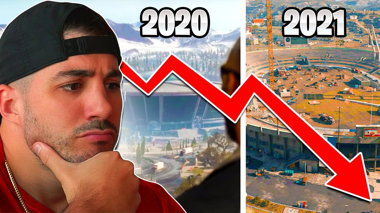 Is Warzone DYING?! 😱