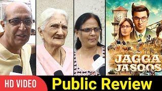 Jagga Jasoos Movie Public Review | Ranbir Kapoor | Katrina Kaif | Andheri Mumbai