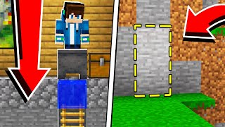 5 SECRET REDSTONE DOORS You Should Know How To Build in Minecraft!