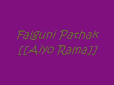 Falguni Pathak - Aiyo Rama