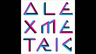 ALEX METRIC - What Now - MARINE PARADE RECORDS