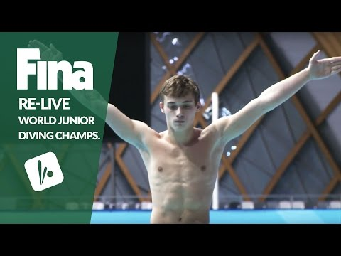 Re-Live - Day 5 Final - FINA World Junior Diving Championships 2016 - Kazan (RUS)