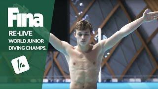 Re-Live - Day 5 Final - FINA World Junior Diving Championships 2016 - Kazan (RUS)