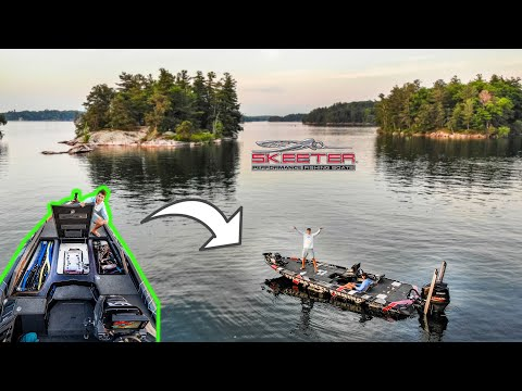 My INSANE BASS BOAT Review (6 Months IN) - Skeeter FXR21