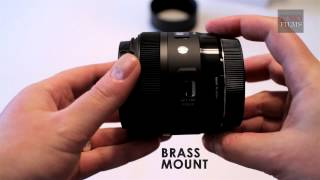 SIGMA 30mm f/1.4 ART Lens | Unboxing + Sample Footage