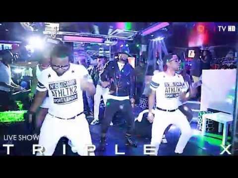 TRIPLE X & CINQ ETOILES CONCERT LIVE AU BARON NIGTH CLUB A ANNEMASSE