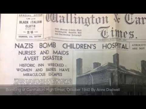 Bombing of Carshalton High Street