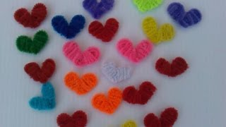 Repeat youtube video CORAZONES HECHOS CON LIMPIA PIPAS.- PIPE CLEANERS HEARTS