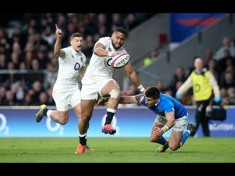 Extended Highlights: England V Italy | Guinness Six Nations