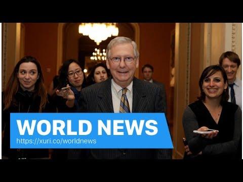 world-news---us-government-shutdown-begins-as-the-spending-bill-failed-in-the-senate