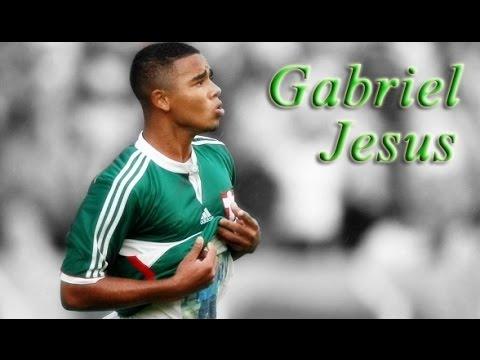 Gabriel jesus magic skills palmeiras 2014 2015 hd youtube for Gabriel jesus squadre attuali