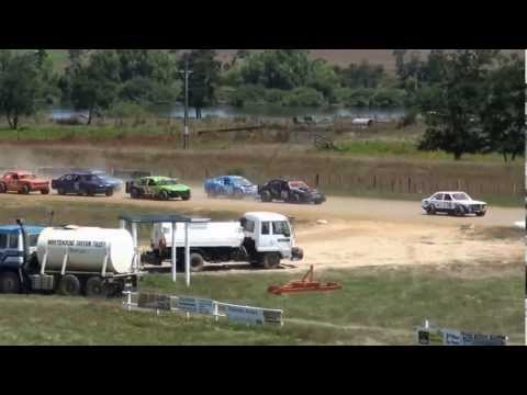 MDTC  19-1-14  B-HOTROD  RACE 18