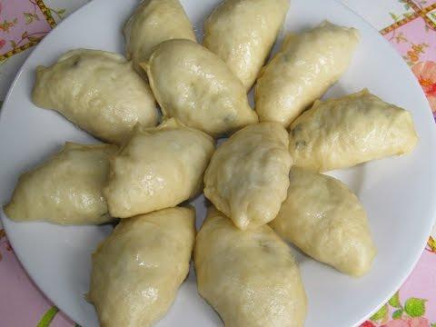 Вкусно - #ВАРЕНИКИ с ЧЕРНИКОЙ на Пару Тесто для ВАРЕНИКОВ #Рецепт ВАРЕНИКОВ