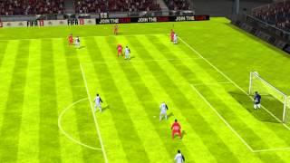 FIFA 13 iPhone/iPad - REJECTS FC vs. Real Salt Lake