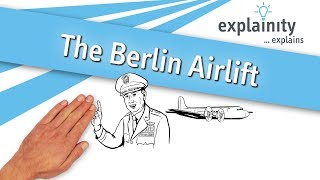 The Berlin Airlift explained (explainity® explainer video)